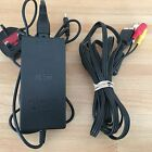 Official Sony 8.5v PS2 Playstation 2 Slim PSU Power Adapter / AV Cable Bundle