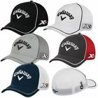Callaway 2016 Tour Authentic XR Mesh Fitted Structured Mens Golf Cap