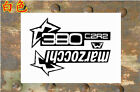 Marzocchi 380 Classical Mountain Bike Fork Stickers MTB Cycling Race Dirt Decals