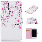 For Apple iPhone 7 7 Plus Case Pattern Print Wallet Flip PU Leather Stand Cover