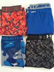Boy's Youth Under Armour Fitted Leggings Pants UPF 30 Heat Gear