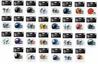 "NFL Assorted Football Teams 4"" X 4"" Colorful Team Helmets Peel-Off Decals NEW! $6.99 USD on eBay"