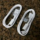 New OEM Adaptive Fast Charger Cable Lot Samsung Galaxy S 4 5 6 7 Edge Note 2 4 5