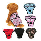 Cute Pet Dog Cotton Short Pants Sanitary Physiological Diaper Nappy Underwear