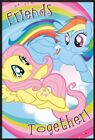 MY LITTLE PONY - FRAMED TV SHOW POSTER / PRINT (FRIENDS TOGETHER)