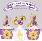 CUSTOM PEOPLE Rapunzel Princess Birthday Party Cupcake Toppers cup cake
