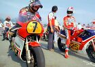 BARRY SHEENE 12 YAMAHA (SUPERBIKES) PHOTO PRINT