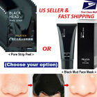[ PILATEN ] Blackhead Remover-Deep Cleansing Black Mud Mask-Acne Pore Strip Peel