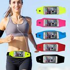 Running Sport Gym Waist Belt Waterproof Bag Cover Case For iPhone 7 /7 Plus New