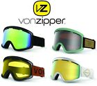 VONZIPPER BEEFY ADULT SKI / SNOWBOARD GOGGLES, MULTIPLE COLORS!! BRAND NEW!!!