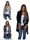 Key Largo Giacca lunga Cardigan Donna DISCOVER DST00142 in 3 Colori- XS S M L XL