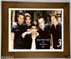 New One Direction Personalised Photo's & Frames - Birthday Present, Get Well
