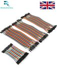 10/20/40 pcs Breadboard Dupont Jump Wire M-M/M-F/F-F 10/20cm Jumper Cable Lead