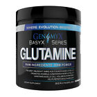 Genomyx Basyx Series Glutamine (40 Servings) Build & Repair Muscle Cells Quickly