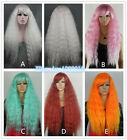Lolita Cherry blossoms Costume wig 80cm White cosplay Wigs Free shipping