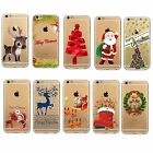 Christms Xmas Secret Santa Festive Cute Case Cover For Apple iPhone 4 5 5c 6 7