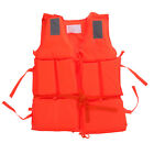 Polyester Adult Kid Life Jacket Universal Swimming Boating Kayak Ski Vest