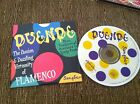 Duende Flamenco CD sampler disc Gypsy Rock World Music CD Out of Print