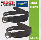 BLUNDSTONE QUALITY LEATHER BELTS - Perfect Match For Your Blundstone Work Boots!