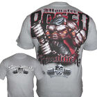 Bodybuilding T-Shirt Monster Breed Sports Grey mit geilem Druck,  super Qualität