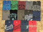 Men's Famous Stars and Straps Cotton/Polyester T-Shirts