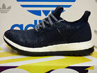 NEW ADIDAS Pure Boost ZG Men's Running Shoes - Navy/White;  BA8454