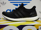 NEW ADIDAS Ultra Boost 2.0 Men's Running Shoes - Black/White;  BB3909