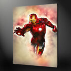 IRON MAN ABSTRACT CANVAS PRINT PICTURE DESIGN VARIETY OF SIZES AVAILABLE