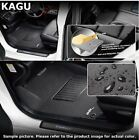 Ford Fusion 2013-2016 Front & Rear KAGU U-ACE 3D Floor Liners 3 Piece Set