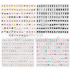 120 x Letters/Numbers/Symbols/Emoticons for Cinema Light-Up Sign / Cinematic Box