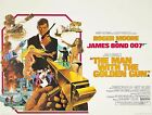 THE MAN WITH THE GOLDEN GUN JAMES BOND Movie Poster [Various Sizes] $15.0 USD on eBay
