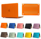 Rubberized Matte Hard Shell Case Cover Protector For Macbook Mac Retina 12/A1534