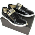 ROBERTO CAVALLI sneakers donna in pelle lucida women's shoes Turnschuhe €220