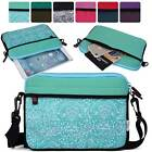 Universal 8 - 10 Inch Tablet Sleeve and Shoulder Bag Case Cover 2-in-1 NDS2-4