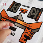 FOX 32 SC STEP-CAST Mountain Bicycle Fork Stickers for MTB DH Race Dirt Decals