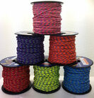MINI SPOOLS OF 2MM POLYESTER LINE APPROX 25 MTRS PER SPOOL