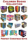 Children Books Collection Set Christmas Gifts Harry Potter, Roald Dahl, Wimpy Ki