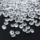 4.5mm 6mm 8mm 10mm Acrylic Diamond Confetti Wedding Deco Supplies Table Scatter