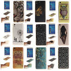 For iPhone7 XiaoMi Fashion Colorful Patterns Silicone TPU Rubber Back Case Cover