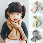 Внешний вид - Knitted Autumn Winter Toddler Boy Girl Baby Kids Solid Scarf Warm Shawl Scarves
