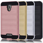 """Hybrid Case Shockproof Cover For 5.5"""" Alcatel One Touch Fierce 4 (4G) Pop 4 Plus"""