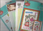 Do crafts A5 Card Blank Kits, Christmas, Birthday, 5 Designs To choose From BNIP