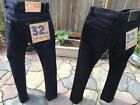 Naked and Famous Weird Guy Heavyweight 32oz Selvedge Jeans Indigo Black 32 33 34