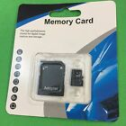 32/64GB Class 10  Mini Micro SD SDHC  memory card TF Flash Free Adapter Retail A