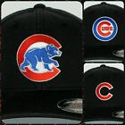 "Chicago Cubs ""FLEXFIT"" Cap ⚾️HAT⚾️CLASSIC MLB PATCH/LOGO⚾️3 SIZES⚾️3 STYLES⚾️NEW on Ebay"
