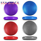Yoga Balance Board Disc Gym Stability Air Cushion Wobble Pad Physio w/ Pump  image