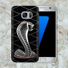 Ford mustang shelby car logo UV thin case cover for Samsung Galaxy.