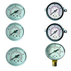 Pressure Gauge (Dry) Pneumatics Air Compressors HVAC, Water, Fluids, Gas.