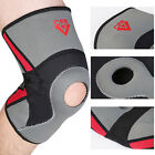 Knee Brace Knee Support Sleeve Guard Compression For Fitness Basketball Running