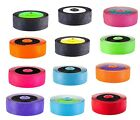 Supacaz Super Sticky Kush Multicolor Road Bike PU Handlebar Bar Tape + Plugs